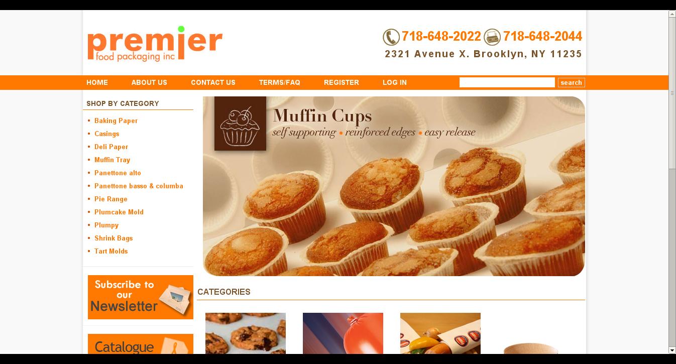 Premier Food Packaging