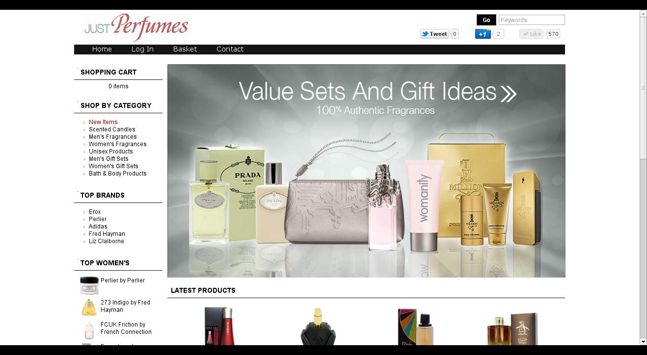 just Perfumes