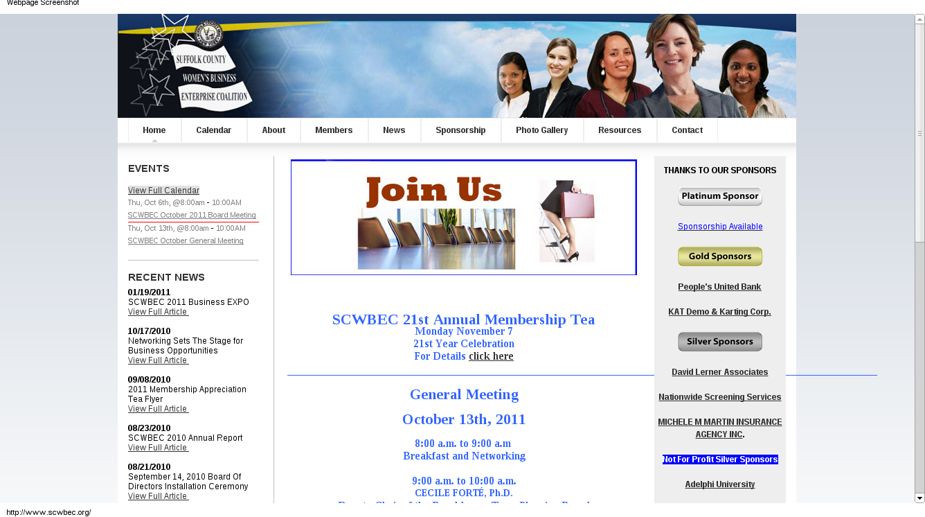 Suffolk CWBEC