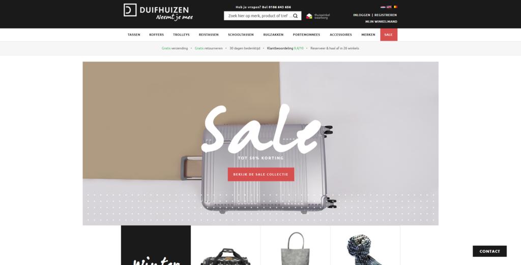 Tassen & koffers | Duifhuizen
